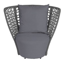 Airlie Single Outdoor Wingback Chair