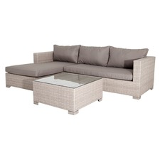 3 Piece Rose Bay Outdoor Sofa Set