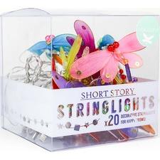 Dragonfly Nylon LED String Lights