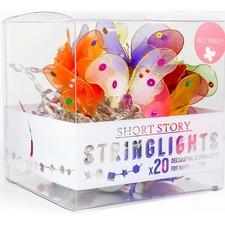 Butterfly Nylon LED String Lights