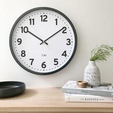 50cm Kennett Silent Sweep Wall Clock