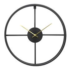 Giardino Steel Wall Clock