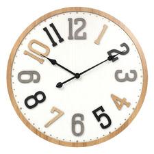 60cm Teddy Wall Clock