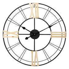 60cm Arthur Steel Wall Clock