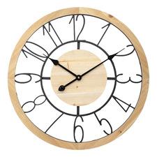 60cm Charles Steel Wall Clock