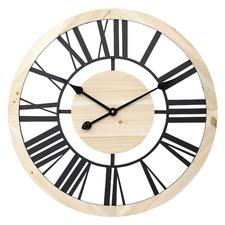 60cm Donald Steel Wall Clock