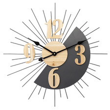 60cm Kevin Steel Wall Clock