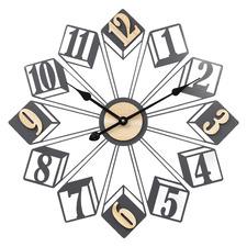 60cm Kenneth Steel Wall Clock