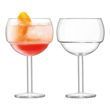 Mixologist Cocktail Balloon Glasses (Set of 2)