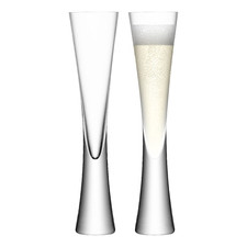Moya Champagne Flutes (Set of 2)