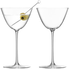 Borough 195ml Cocktail Glasses (Set of 4)