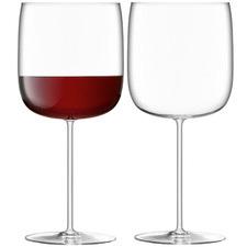 Borough 660ml Red Wine Glasses (Set of 4)