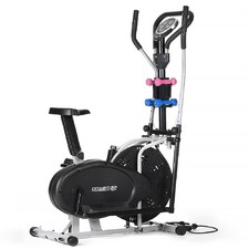 Powertrain 5 in 1 Elliptical Cross Trainer Bike
