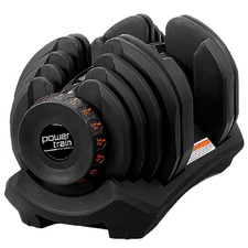 Powertrain 40kg Adjustable Dumbbell