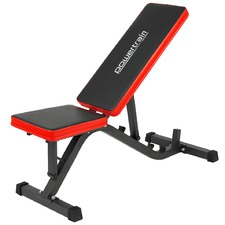 Powertrain Adjustable Weights Bench