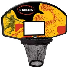 Kahuna Trampoline Basketball Set