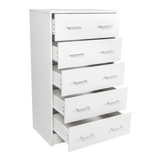White Griffin Chest of Drawers