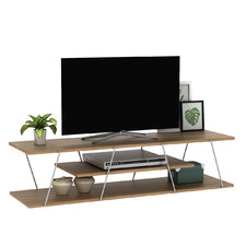 Damia Industrial-Style TV Unit