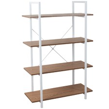 Avilla 4 Tier Storage Shelf