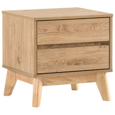 Natural Anderson Bedside Table