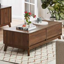Walnut Anderson Coffee Table