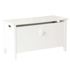 White Kodu Toy Box