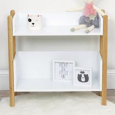 Lizzie 2 Tier Bamboo Storage Shelf