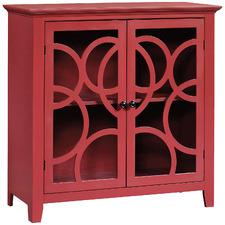 Red Shoal Creek Elise Display Cabinet