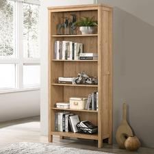 Natural Akara Bookshelf