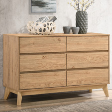 Anderson 6 Drawer Chest