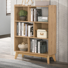 Anderson 6 Shelf Display Cabinet