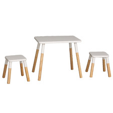 3 Piece Kids' Mandy Table & Stools Set