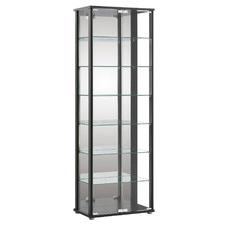 Waldo 2 Door Glass Display Cabinet