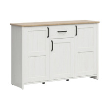 Devlin 3 Door Sideboard