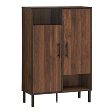 Walnut Harris 2 Door Storage Cabinet