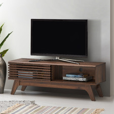 Walnut Clark Entertainment Unit