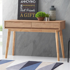 Anderson Double Drawer Console Table