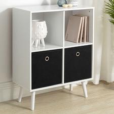 Akiko 2 Drawer Storage Cabinet