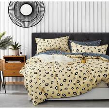 James Reversible Cotton Quilt Cover Set
