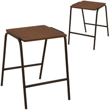45cm Tommy Industrial Stools (Set of 2)