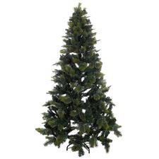 228cm Fraser Mix Pine Needle Faux Christmas Tree