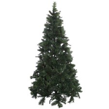 228cm Norfolk Pine Needle Faux Christmas Tree