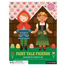 Fairy Tales Magnetic Dress Up Toy Board