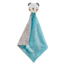 Bear Organic Cotton Baby Blanket