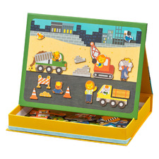 Magnetic Construction Play Set