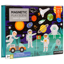 Outer Space Magnetic Play Scene Activity Set