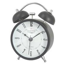 Small Metal Bell Alarm Clock