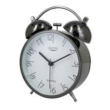 11.4cm Metal Arabic Numerals Bell Alarm Clock