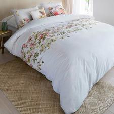 Rozentuin Cotton Quilt Cover Set