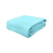 Pebble Weave Cotton Blanket